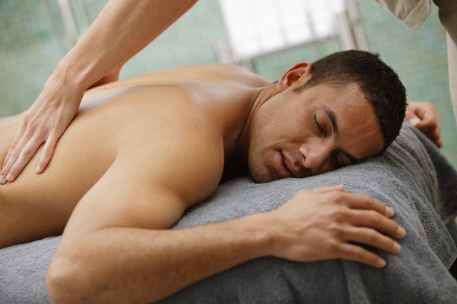 masseuse for men